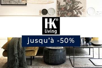 Soldes HK Living 2020