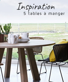 Inspiration Tables à manger