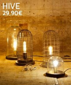 luminaires indus hive