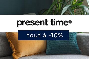 Soldes Present Time 2020