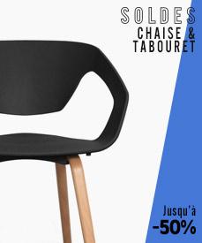 Soldes 2018 chaises tabourets design