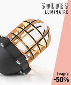 Soldes 2018 luminaires design
