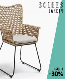 Soldes 2018 mobilier jardin design