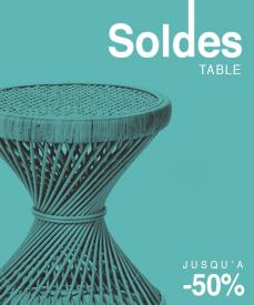 soldes tables design