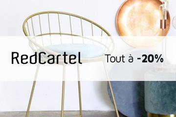 soldes Redcartel 2019