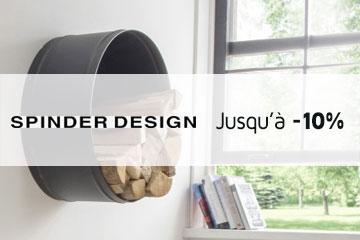 soldes Spinder Design 2019