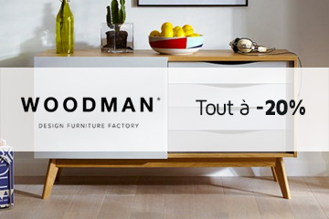 soldes Woodman 2019