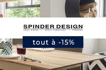Soldes Spinder Design 2020