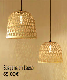 suspension rotin laeso