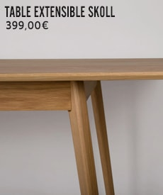 table extensible skoll