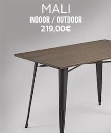 table industriel mali