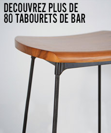 Tabourets de bar design