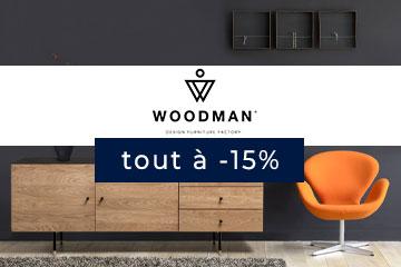Soldes Woodman 2020