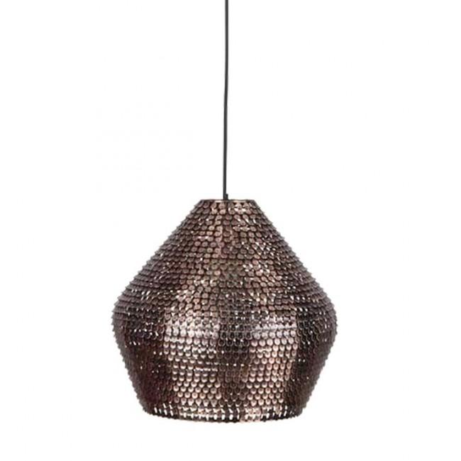 Supension en cuivre Cooper Hexa 2