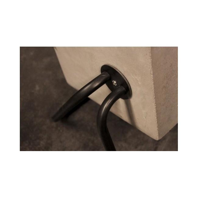Lampe à poser indus béton et métal Engineer by Lyon-béton
