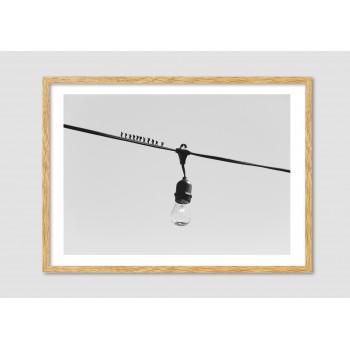 """Photomontage noir et blanc """"Ant men"""""""