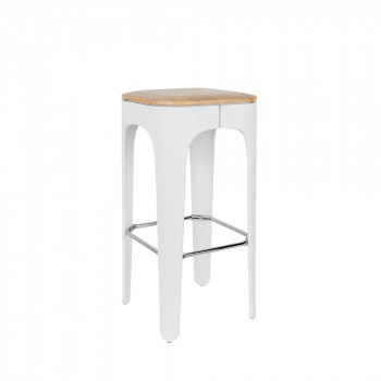 Tabouret de bar bois Up High