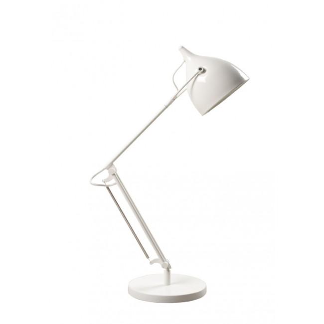 Lampe de bureau Reader blanc