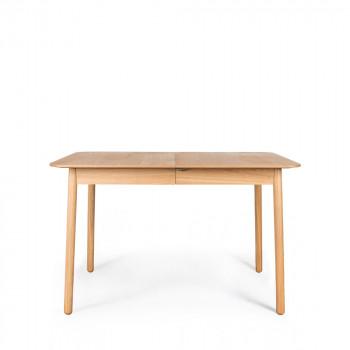 Table à manger extensible bois Glimps Zuiver