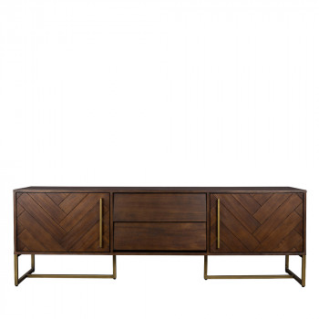 Buffet design en bois d'acacia Class