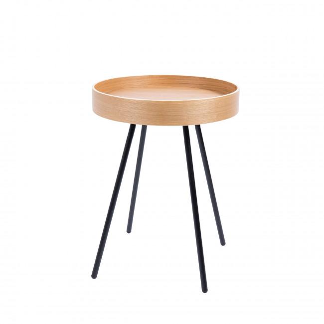 Table d'appoint Oak Tray chene