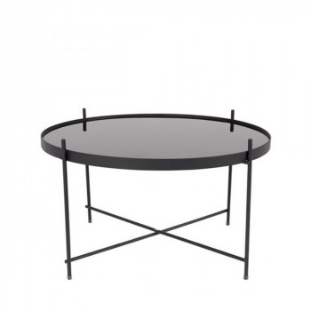 Table basse design ronde Cupid Large Zuiver