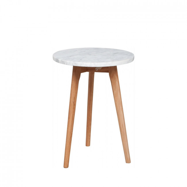 Table basse ronde Stone S