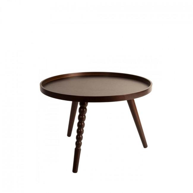 Table basse noyer Arabica L