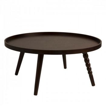 Table basse noyer Arabica XL