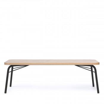 Table basse design en bois Ashburn