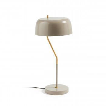 Lampe à poser design en métal Versa