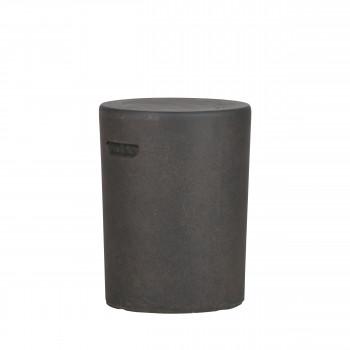 Table basse indoor/outdoor Duke gris fonce