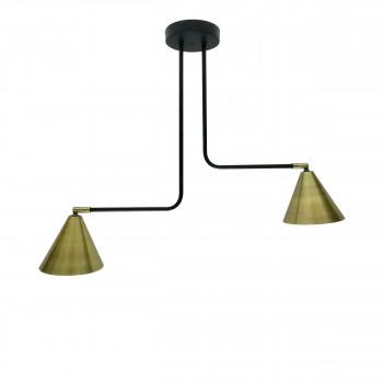 Suspension design double métal Studio RedCartel