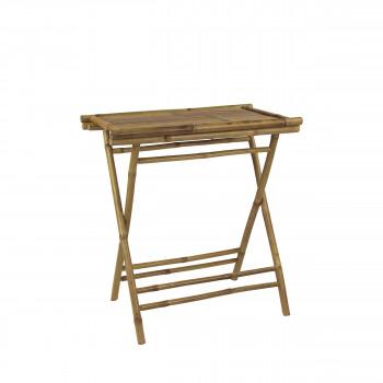 Table d'appoint en bambou Cây Tre