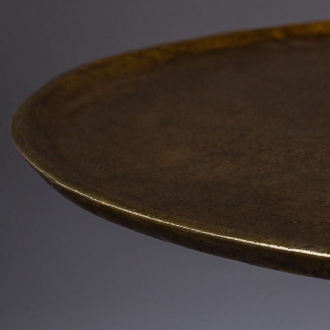 Table basse design métal ø63cm Brute Dutchbone