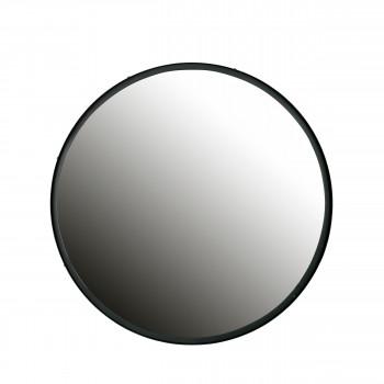 Miroir rond en métal L Lauren