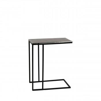 Table basse en métal Cabeb Pomax