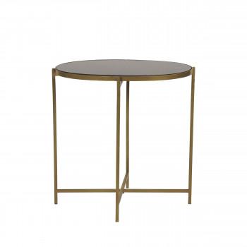 Table d'appoint en métal M Wildwood Pomax