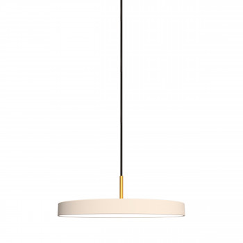 Suspension design Ø43cm Asteria Blanc