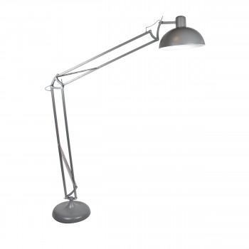 Lampadaire en métal Koloss Redcartel