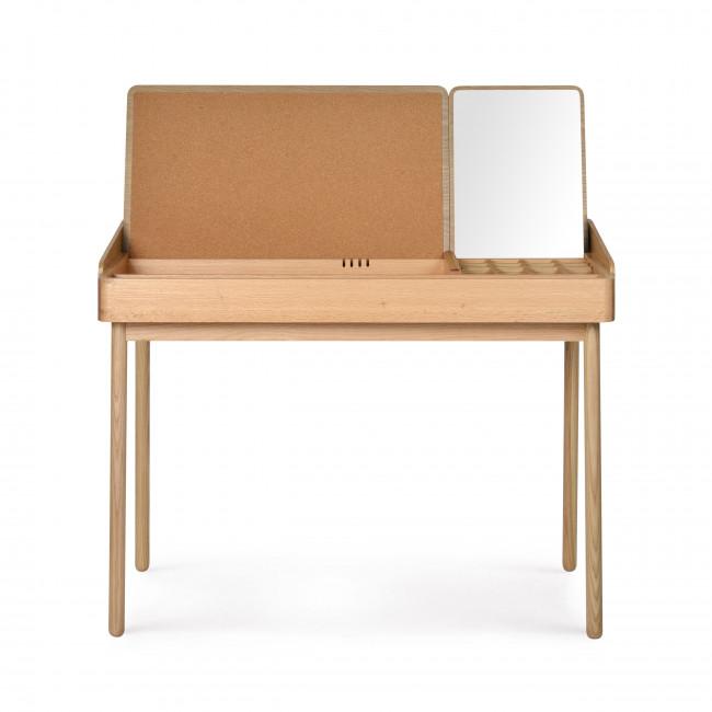 Bureau design en bois Slide