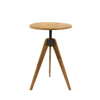 Table de bar ronde H92 cm Brasserie