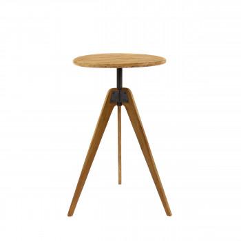 Table de bar ronde H103 cm Brasserie