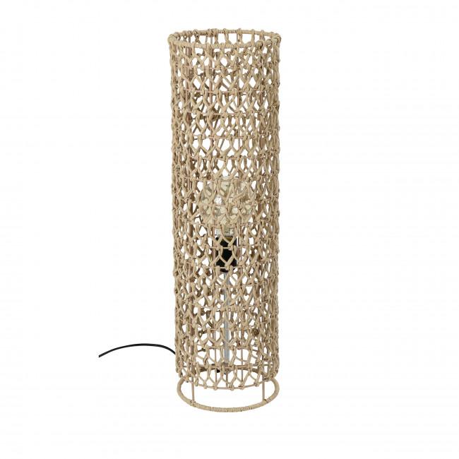 Lampadaire en papier H65 cm Knuppe