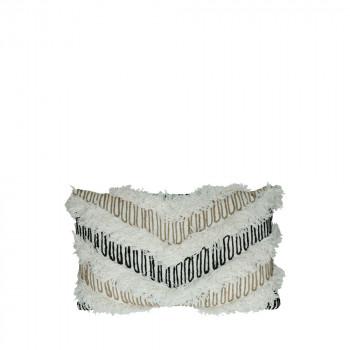 Coussin en coton 50x30 cm Berbère