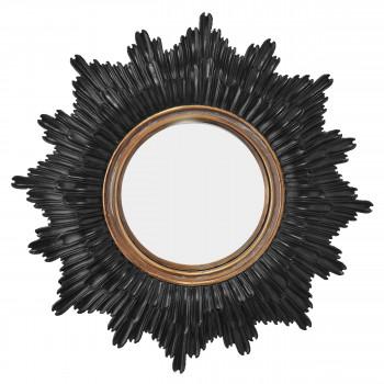 Agathe - Miroir soleil ø24 cm