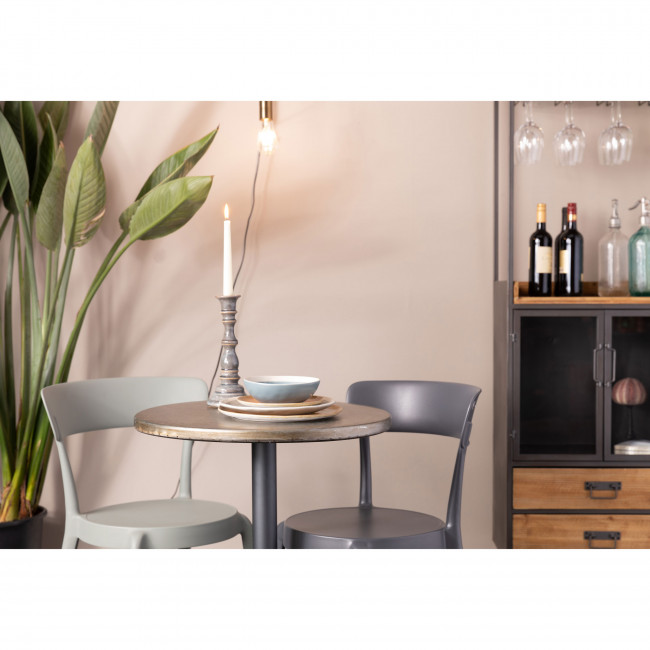 Ewan - Table de bar H76 cm