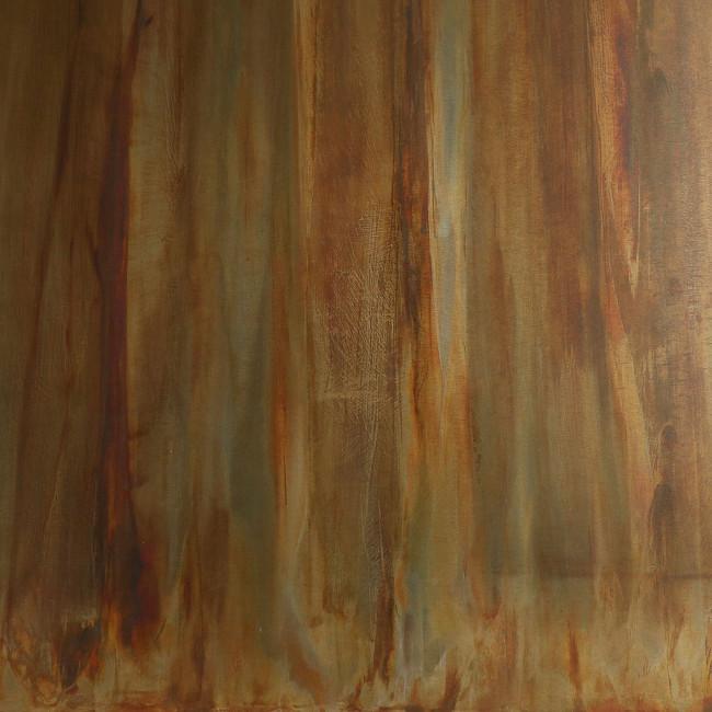 Table basse en métal 70 x 70 cm Finesse